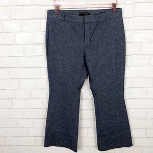 Banana Republic Crop Flare Slacks/Trousers. Size 4